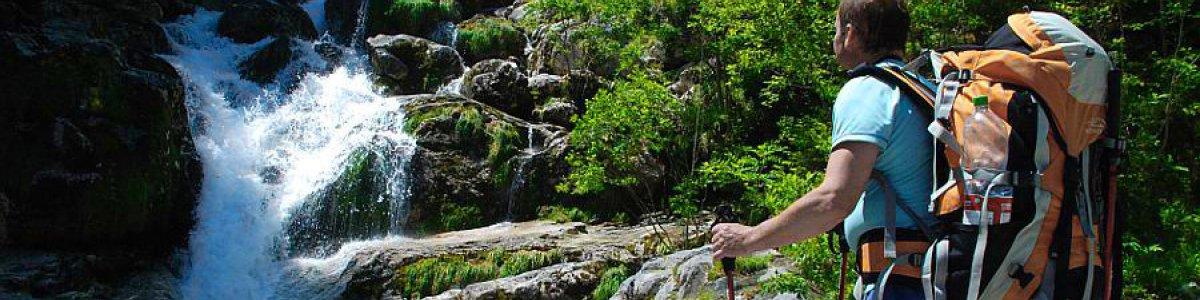 Salzkammergut long distance hiking trail - )c= Kraft