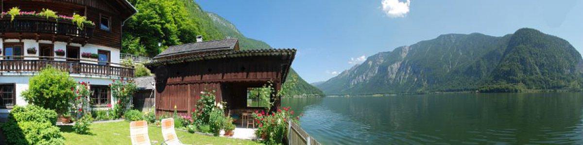 Ferienwohnungen in Hallstatt: Haus Wakolbinger-Wieder  - © Kraft