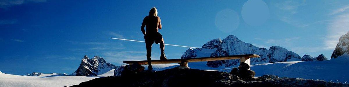 Freiheit spüren ! Outdoor-Anbieter im Salzkammergut. - © Kraft