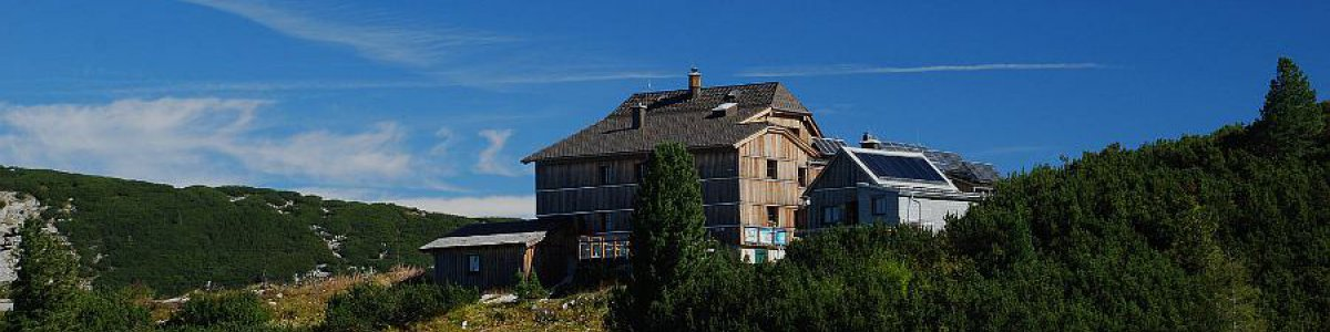 Wanderung zum Wiesberghaus - © Kraft
