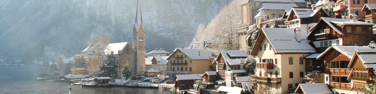 Hallstatt im Winter: Märchenhaft verzaubert - © netwerkstatt/Kraft