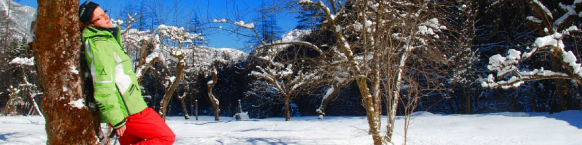 Winterwandern in Hallstatt - © Kraft