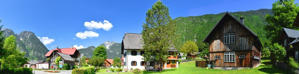 Urlaub in Obertraun am Hallstättersee: Ferienwohnung Haider   - © Kraft
