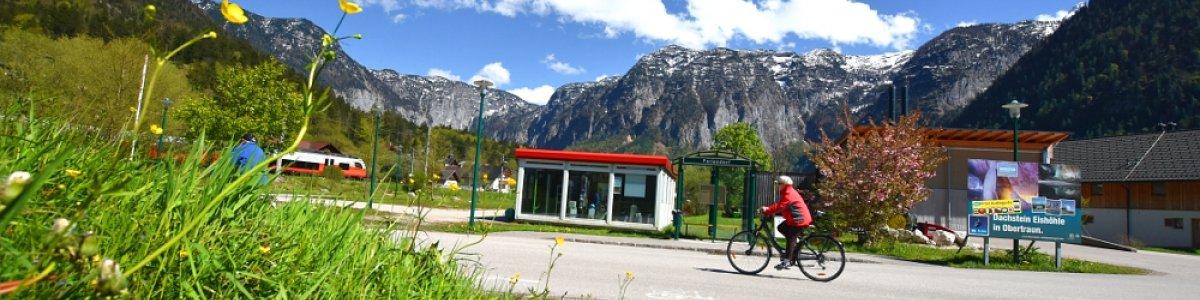 Sport Feuerer: Fahrrad-Verleih in Obertraun - © Kraft
