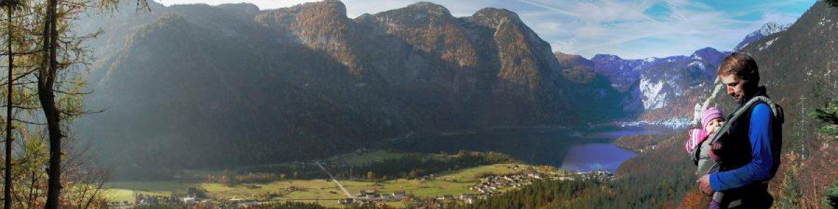 Panoramablick Wasserfallwand - © Kraft