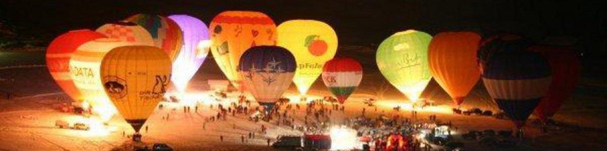 Nacht der Ballone - © Tourismusverband Dachstein Salzkammergut