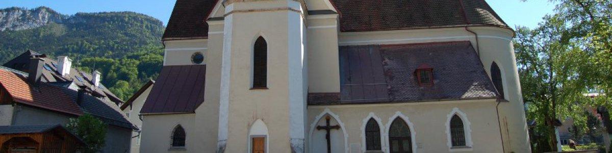 Kath Kirche Bad Goisern - © Torsten Kraft