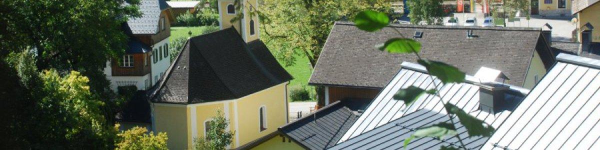 Kath Kirche Obertraun - © Torsten Kraft