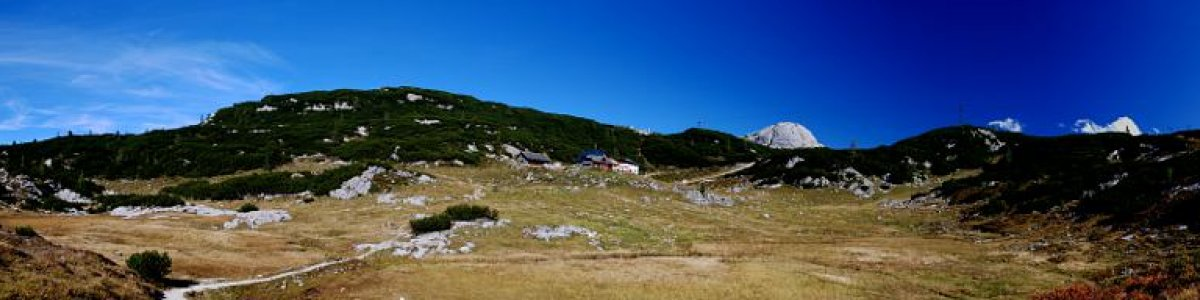 Gjaidalm in der Dachstein Wanderwelt - © Kraft
