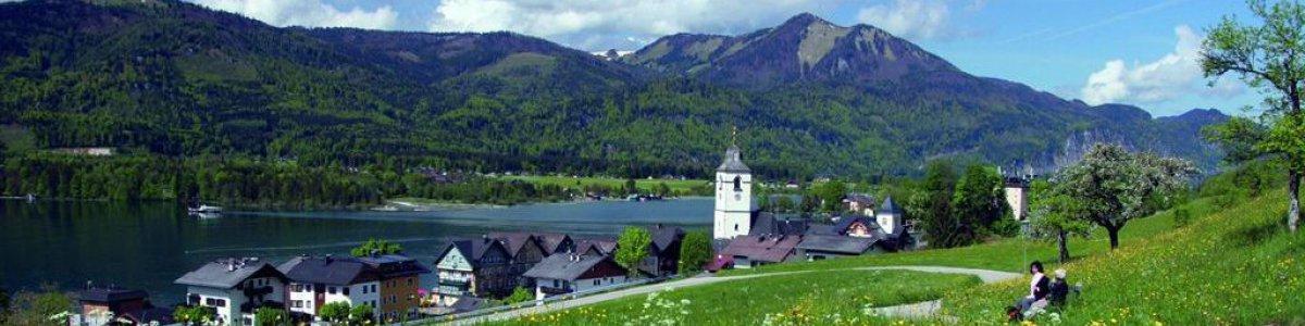 Ausflugstipp für Ihren Urlaub im Salzkammergut: Der Wolfgangsee - © WST GmBH