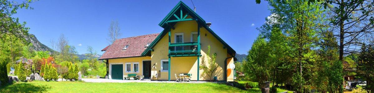 Ferienhaus Oppitz in Bad Goisern - © Kraft