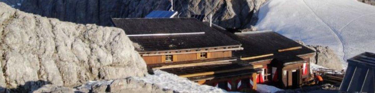 """Sepp Seethaler Hütte""  -"