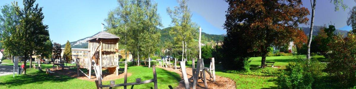 Kinderspielplatz in Bad Goisern - © Kraft