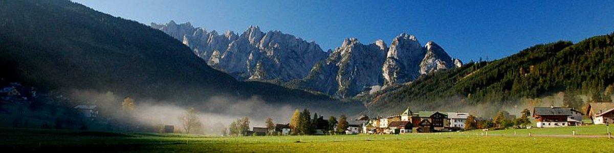 Ferienwohnungen Mühlradl: Urlaub in Gosau am Dachstein - © Kraft