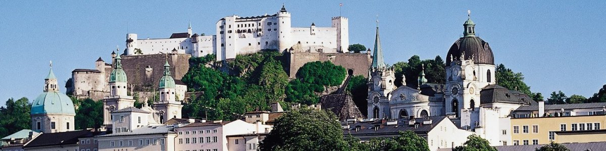 Festung Salzburg - © Tourismus Salzburg GmbH