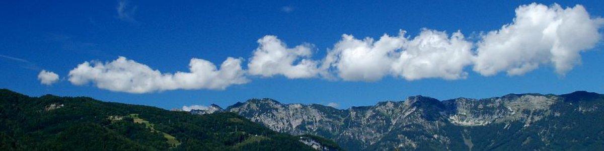 Ferienwohnung Bergblick in Bad Goisern am Hallstättersee - © Kraft