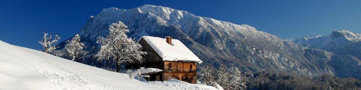Winter in Bad Goisern am Hallstättersee - © Kraft