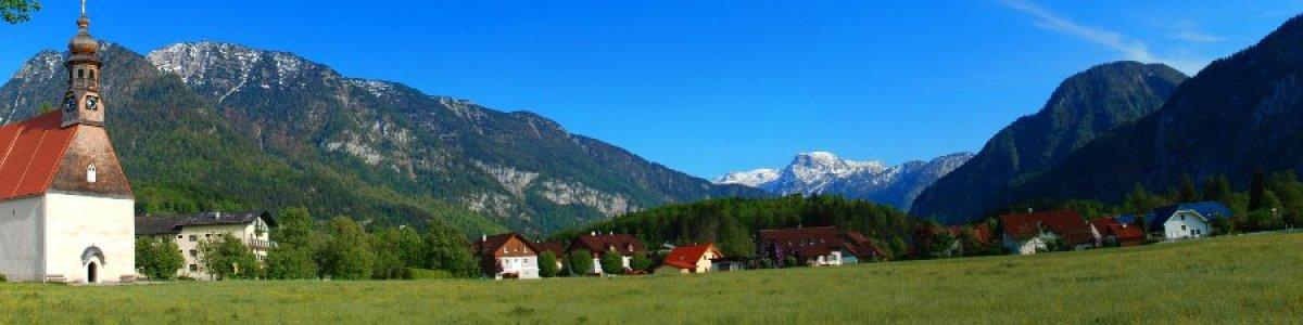 Urlaub in Bad Goisern am Hallstättersee - © Kraft