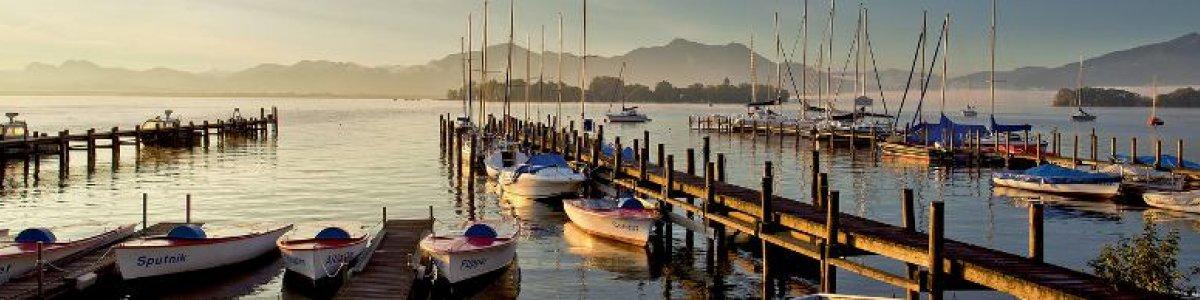 """Vom Welterbe ans """"bayerische Meer"""" - © Chiemsee-Alpenland Tourismus"""