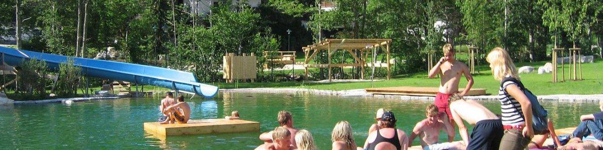 Wasserpark Russbach -