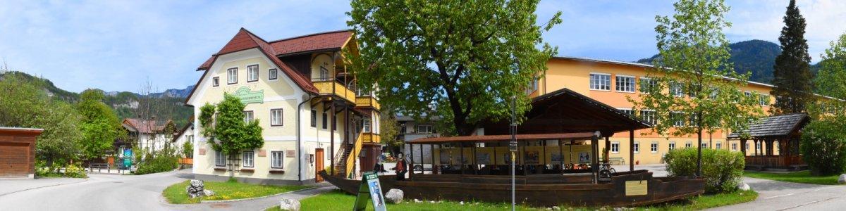 Heimat- und Landlermuseum am Kurpark in Bad Goisern am Hallstättersee - © Kraft