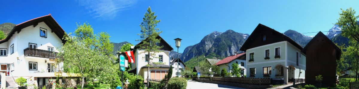 Holiday in Austria: Lehner Holiday Apartment in Obertraun on Lake Hallstatt - © Kraft