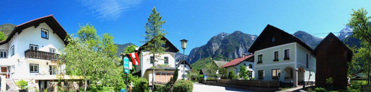 Holiday in Austria: Lehner Holiday Apartment in Obertraun on Lake Hallstatt - © Kraft