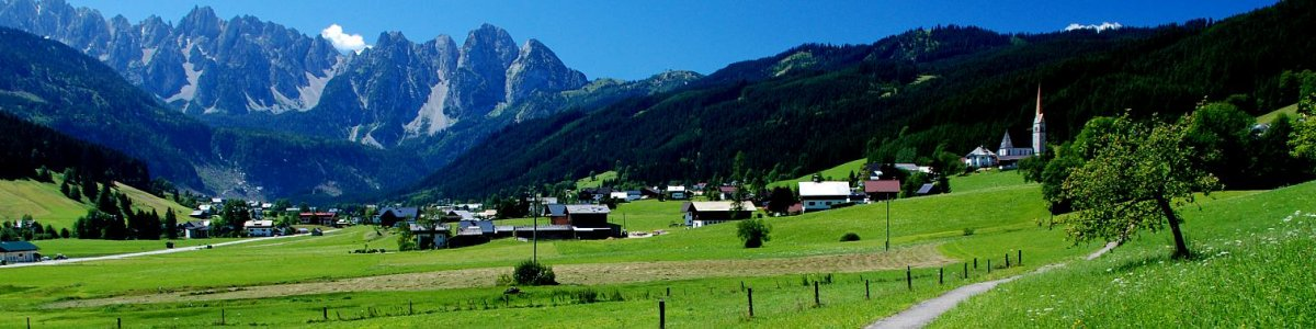Gosau Kirchenweg -