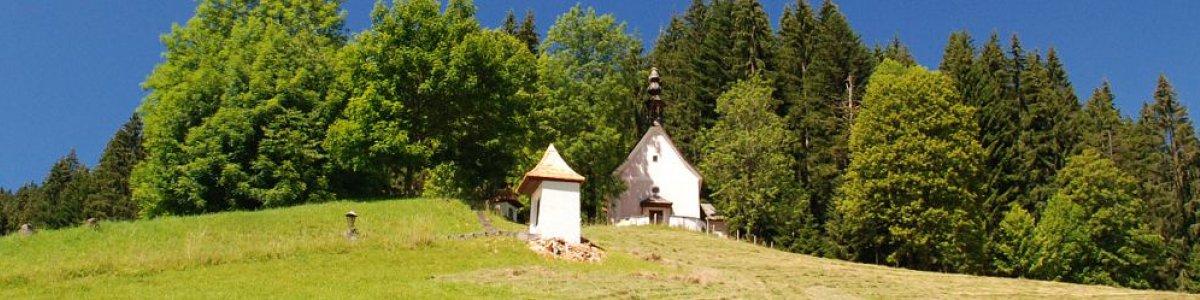 Gosau Kalvarienberg -