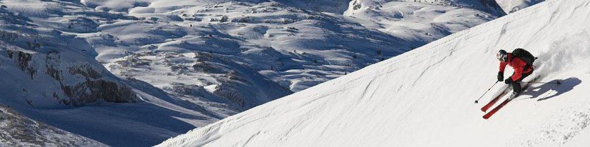 Skifahren & Snowboarden - © DAG