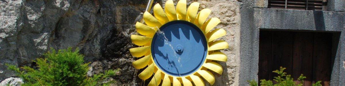 Die Kraft des Wassers: Themenweg Wa(s)ser erleben am Gosausee - © Kraft