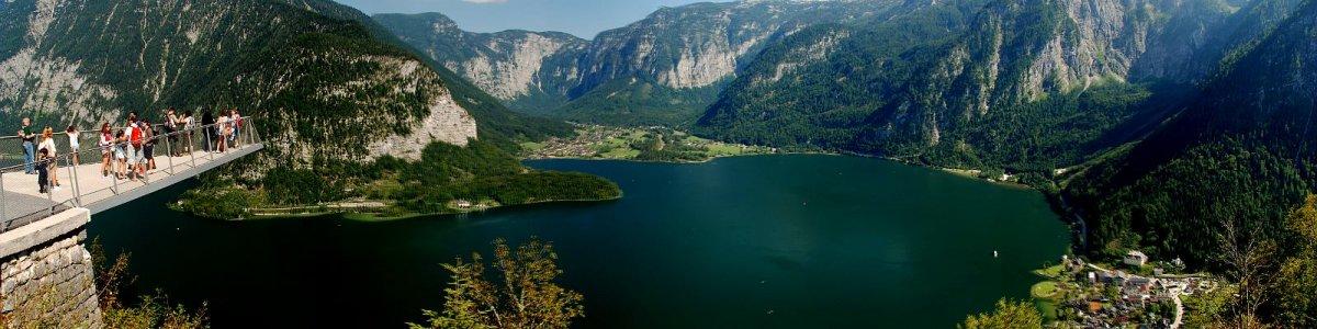 UNESCO Welterberegion Hallstatt Dachstein Salzkammergut - © Kraft