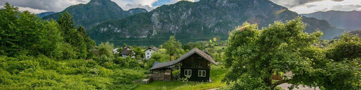 """""""Haus am Sarstein"""" in Bad Goisern am Hallstättersee - © Tompkinson"""