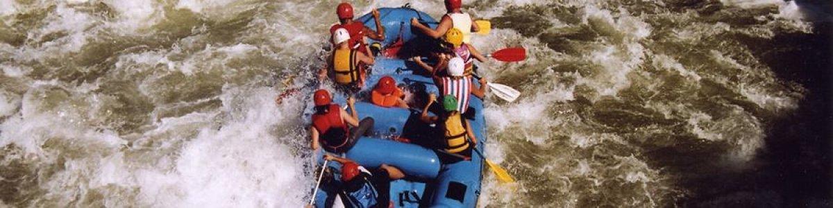 Rafting im Salzkammergut - © Sport Zopf