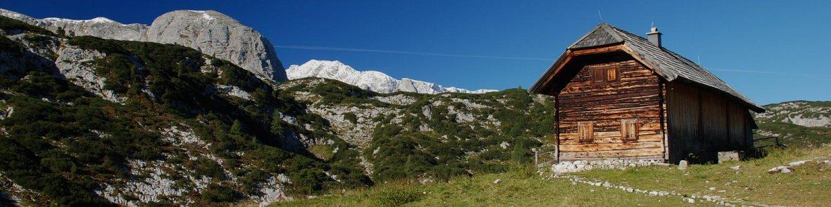Wandern im Salzkammergut: Gjaidalm Obertraun - © Kraft