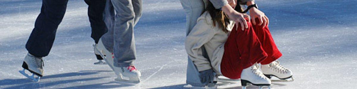 Eislaufen -