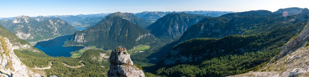 Dachstein-Gams Klettersteig - © Outdoor Leadership