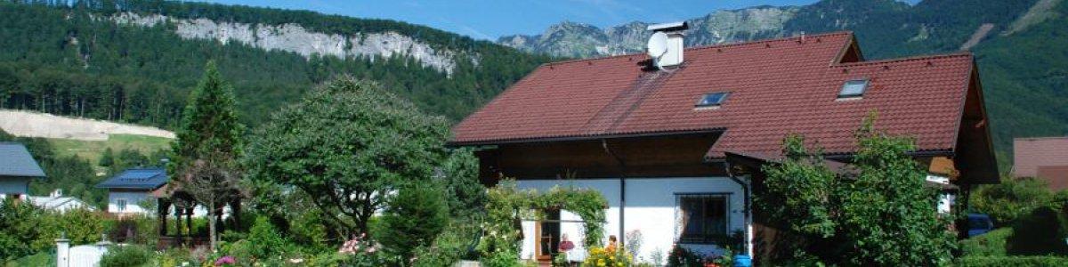 Ferienwohnung Hausjell in Bad Goisern am Hallstättersee - © Kraft