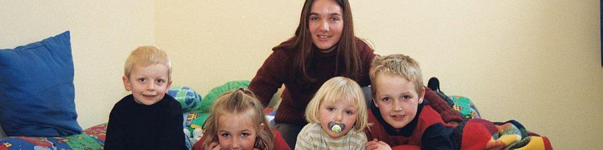 Kinderbetreuung im Spatzennest Russbach -