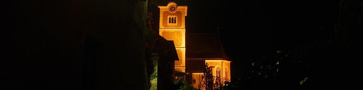 Katholische Pfarrkirche Hallstatt - © Kraft