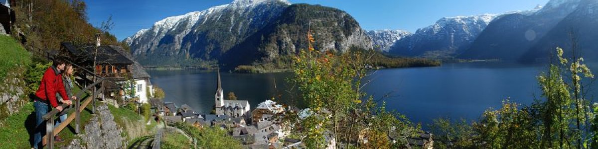 Holiday in Hallstatt in Austria - © Kraft