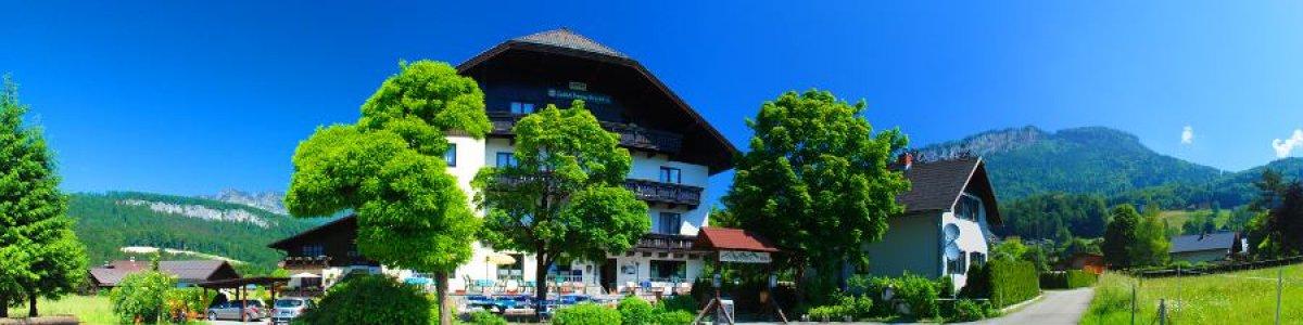 Pension Bergblick in Bad Goisern am Hallstättersee - © Kraft