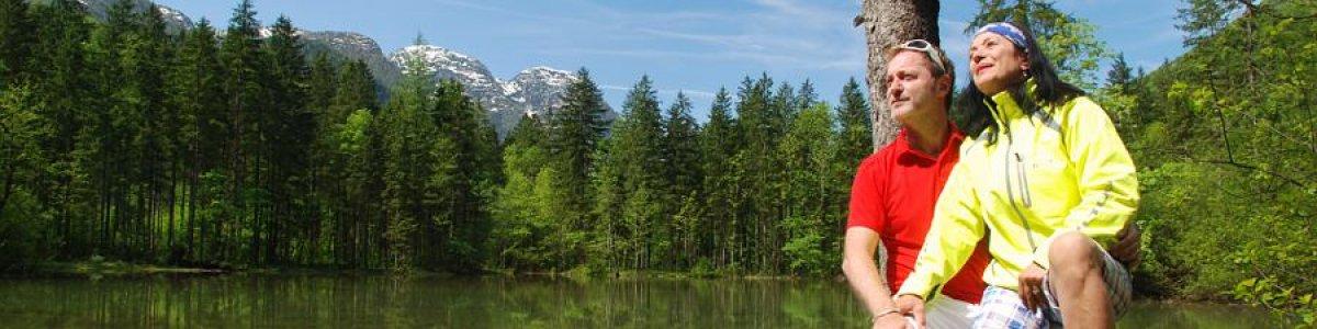 Traumhafter Wanderurlaub in Obertraun am Hallstättersee - © Kraft