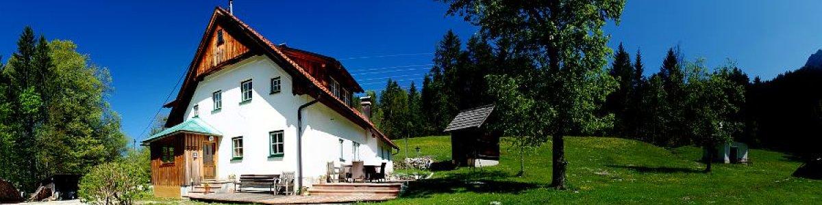 Ferienhaus Waldbankerl in Bad Goisern am Hallstättersee - © Kraft