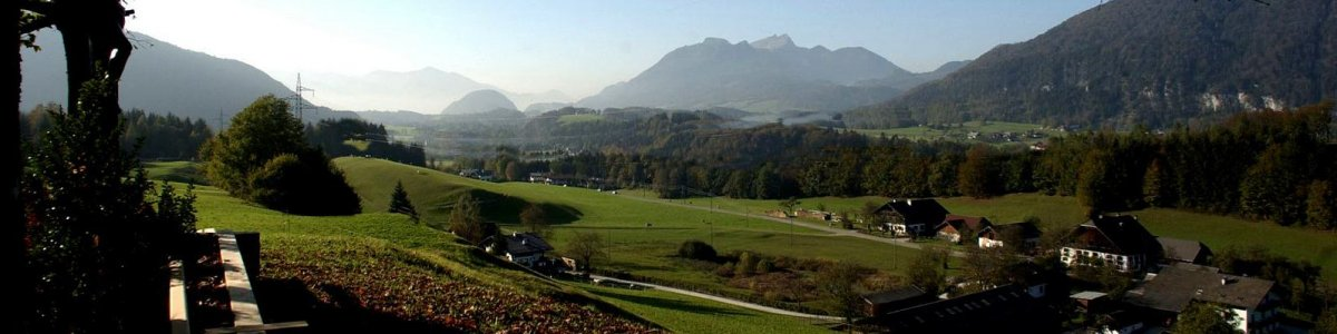 Bad Ischl in the Salzkammergut - © STMG