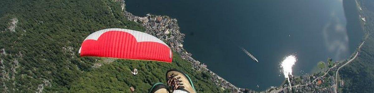 Fluggebiet mit fantastischem Panorama - © Sky Club Austria
