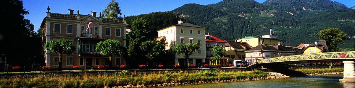 Lehárvilla: Die Villa des Operettenkomponisten Franz Lehár am Lehár-Kai ist einen Besuch wert - © STMG