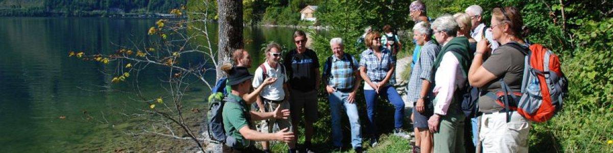 Geführte Wanderung: Wohlfühlurlaub im Team!  - © Kraft