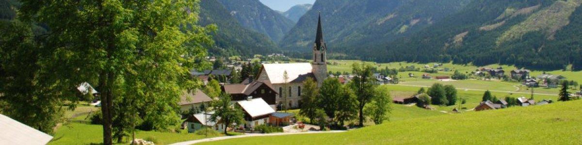 Evangelische Kirche Gosau - © Torsten Kraft