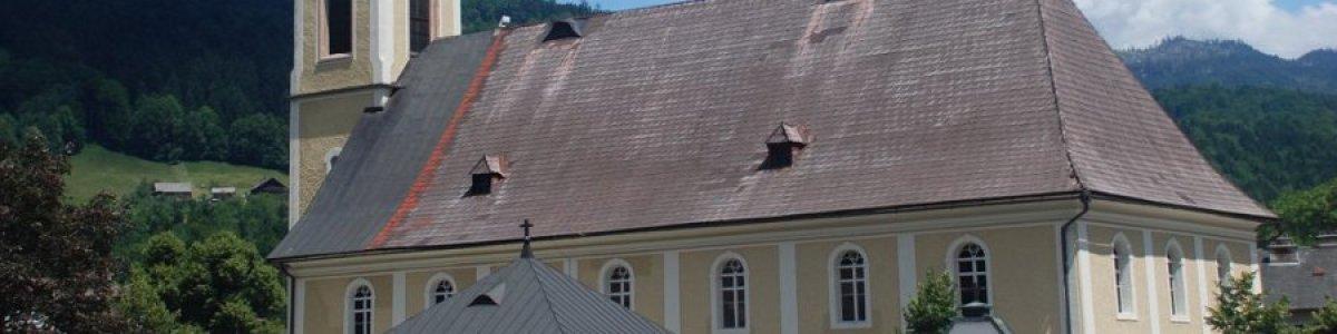 Evangelische Kirche Bad Goisern - © Torsten Kraft